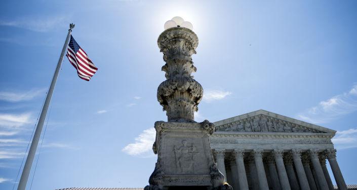Sąd Najwyższy USA, Waszyngton