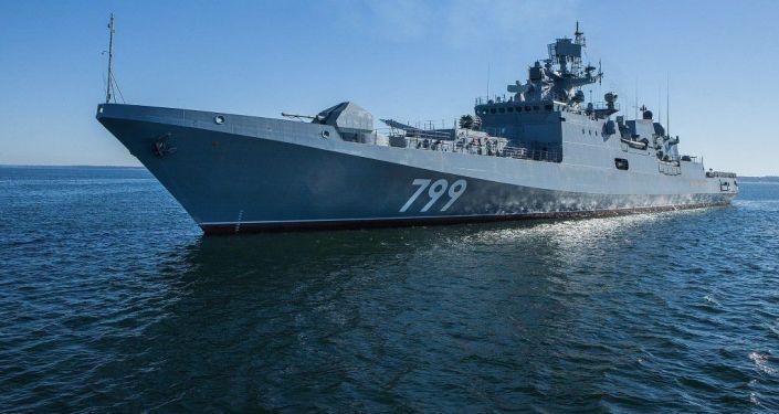 """Fregata """"Admirał Makarow"""""""