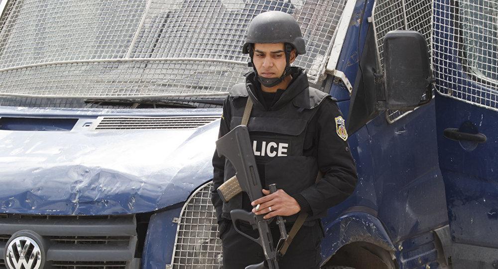 Zamach na hotel w Tunezji