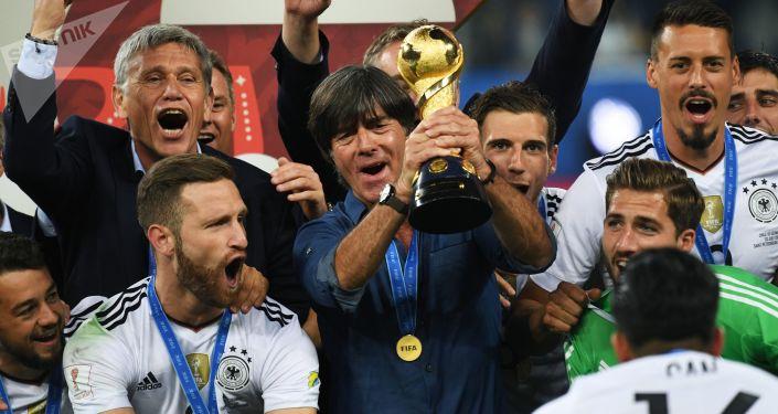 Zwycięzcy Pucharu Konfederacji 2017 - reprezentacja Niemiec