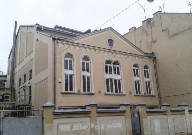 Synagoga Cori Gilod we Lwowie