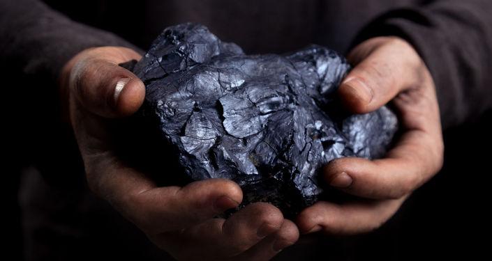 Kawałek węgla