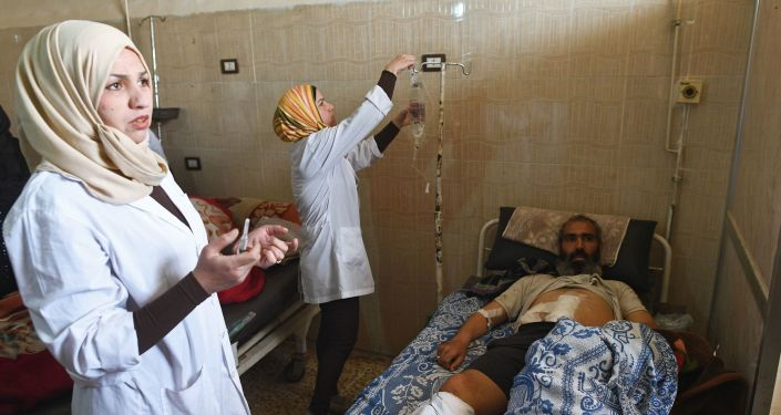 Szpital w Deir ez-Zor