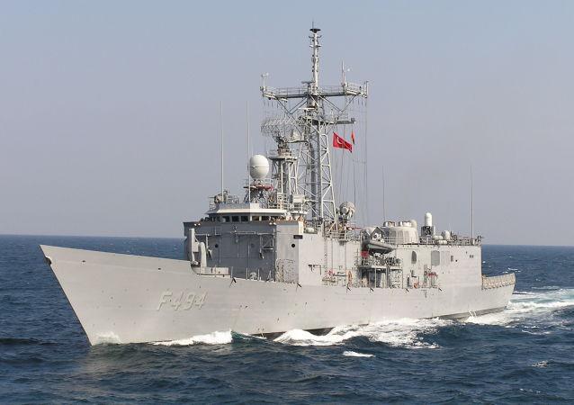 Fregata Gokceada tureckiej marynarki wojennej