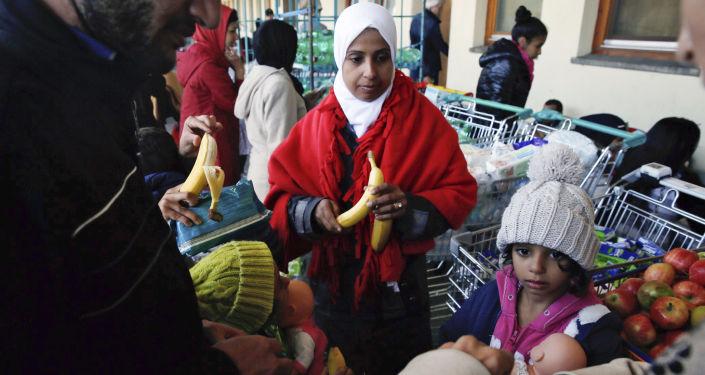 Uchodźcy z Bliskiego Wschodu