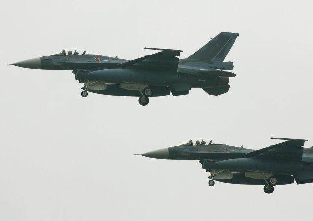 Myśliwce F-2 Japońskich Sił Samoobrony