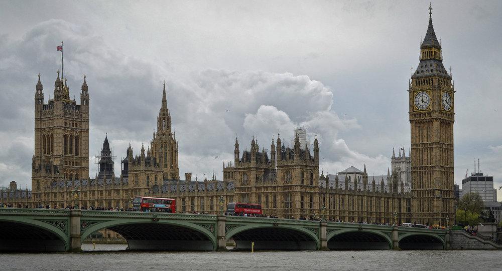 Londyn, parlament