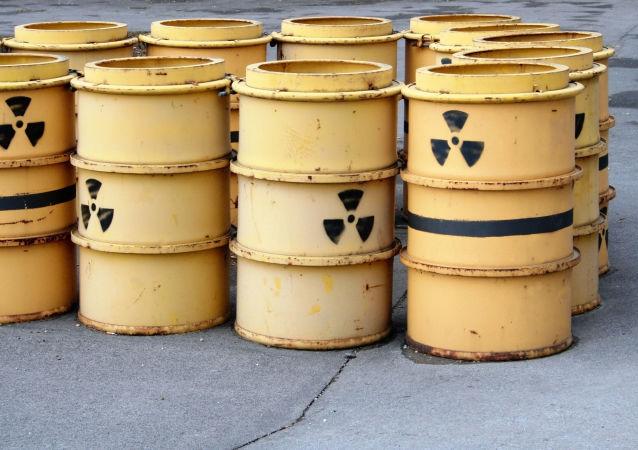 Zbiorniki z odpadami promieniotwórczymi