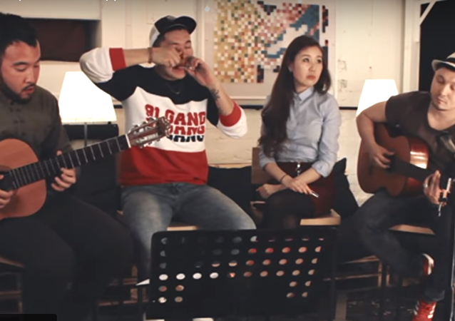 Muzycy z Ałtaju zaaranżowali światowy hit