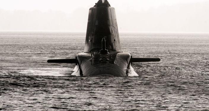 Brytyjski okręt podwodny