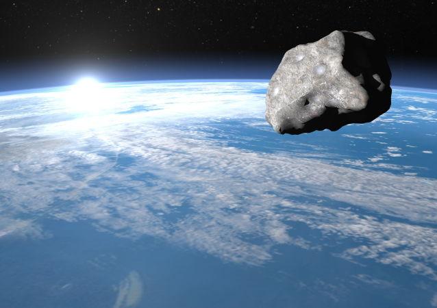 Asteroida w pobliżu Ziemi