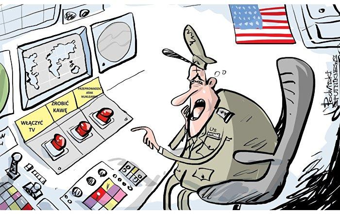 """""""Przeprowadzę atak nuklearny na Chiny, jeśli taki będzie rozkaz"""