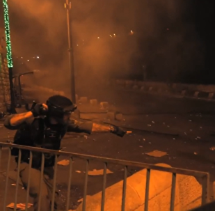 Zamieszki w Jerozolimie