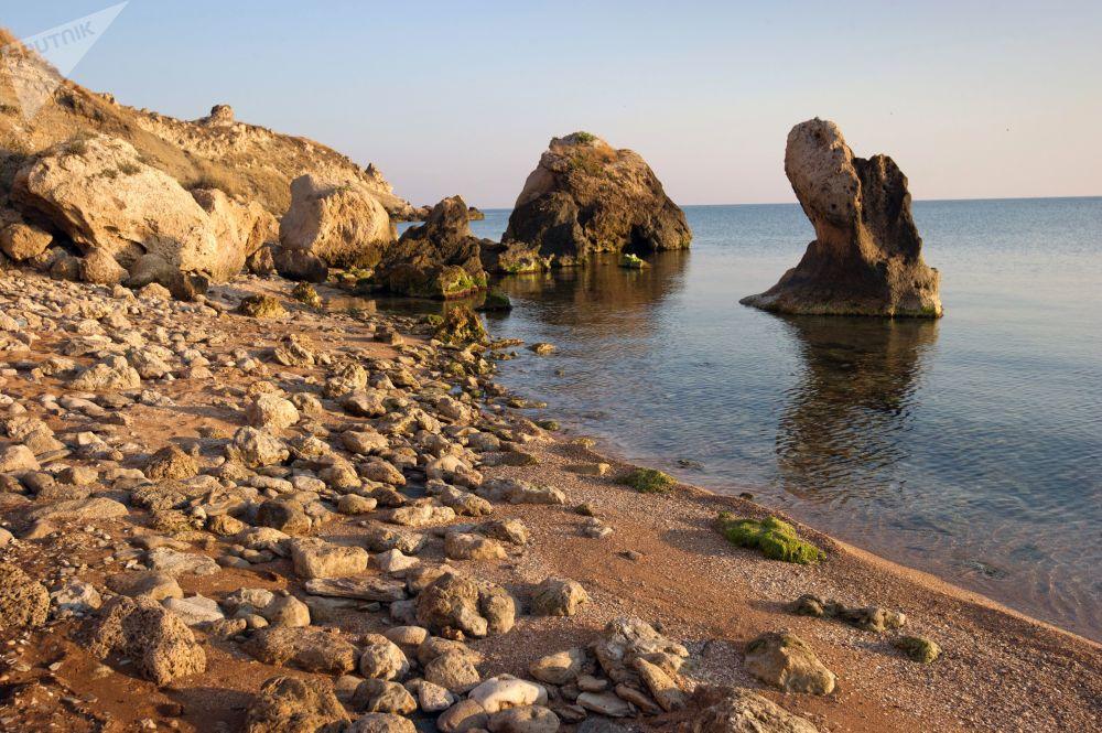 Brzeg Morza Azowskiego