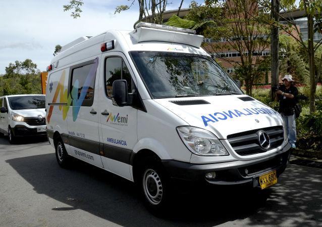 Co najmniej 39 osób zostało rannych w wyniku zawalenia się trybuny w cyrku w departamencie Caldas na północnym zachodzie Kolumbii