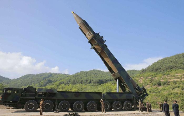 34dcf22a0fc7d Sekretarz stanu USA Rex Tillerson zagroził Korei Północnej nowymi sankcjami  w przypadku kolejnych prowokacji ze strony KRLD.