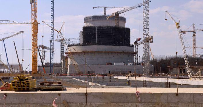 Budowa Białoruskiej Elektrowni Jądrowej w Ostrowcu
