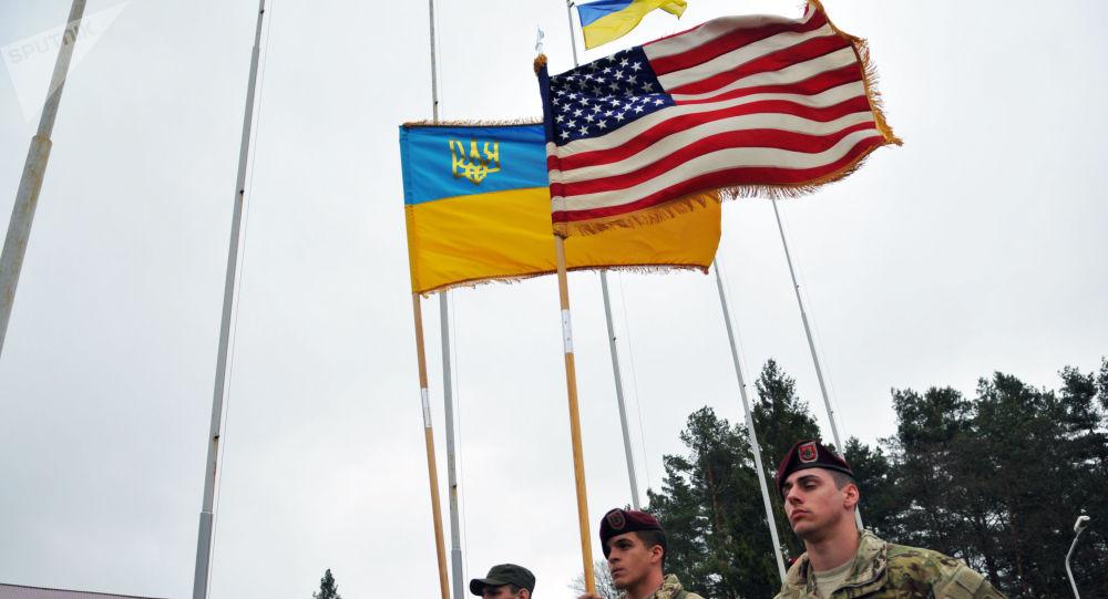 Amerykańscy instruktorzy wojskowi na Ukrainie