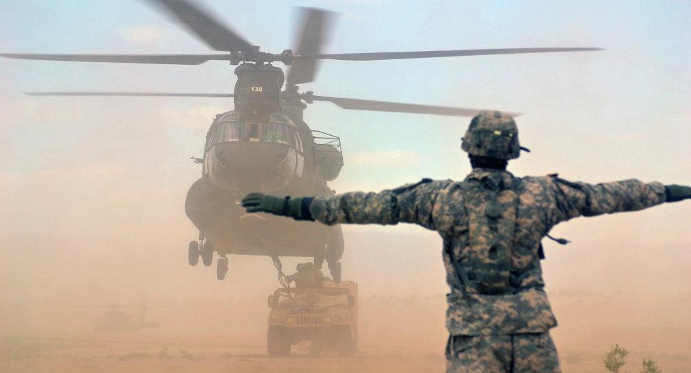 Wojsko USA