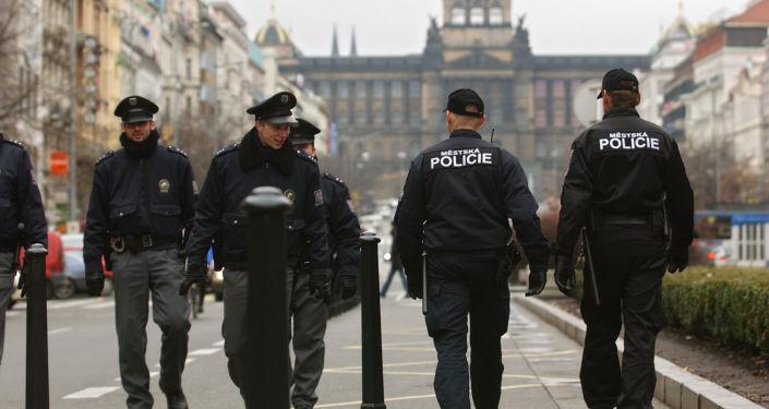 Czeska policja
