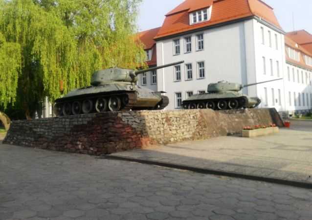Czołgi w Drawsku Pomorskim