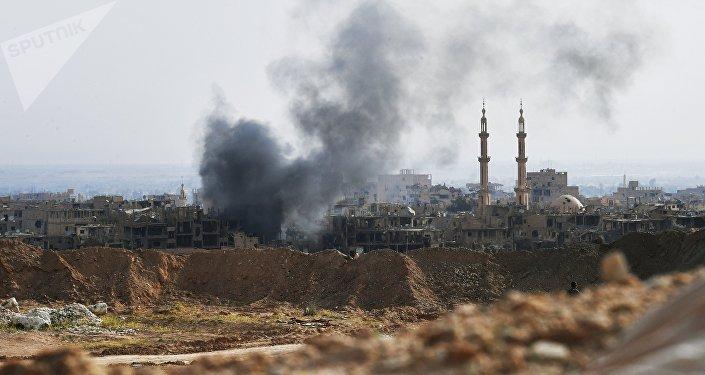Deir ez-Zor, Syria