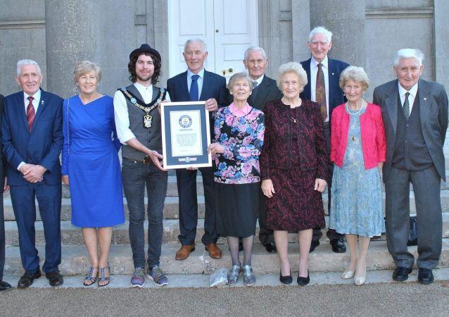 Rodzina Donelly z Irlandii Północnej - najstarsza rodzina na świecie