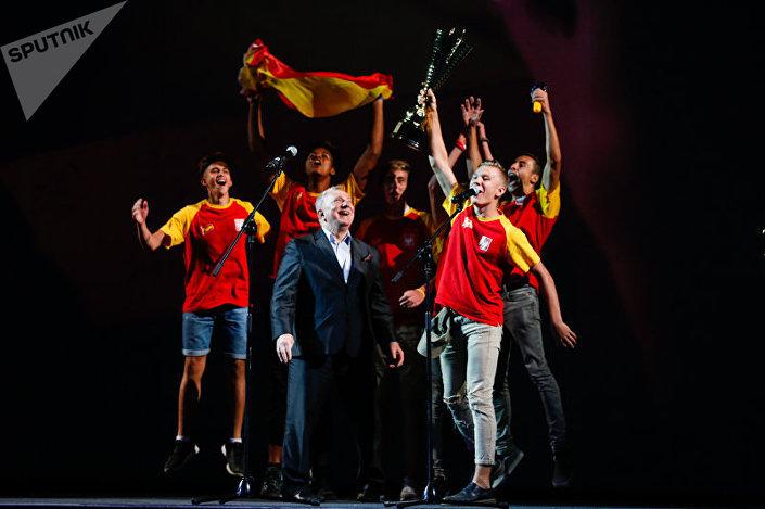 Drużyna z Hiszpanii zdobyła Puchar fair play