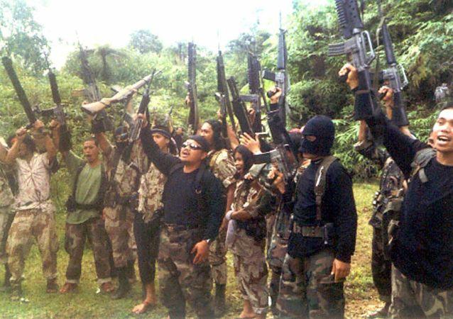 Filipińscy terroryści