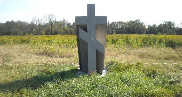 Pomnik poległych podczas Bitwy Warszawskiej czerwonoarmistów