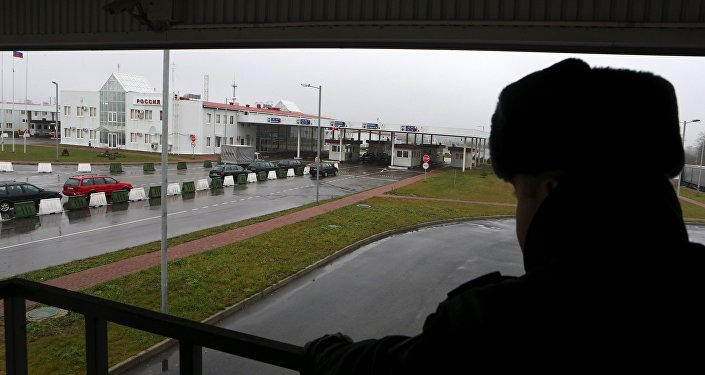 Przejście graniczne Mamonowo-Grzechotki