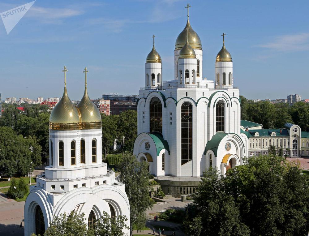 Sobór Chrystusa Zbawiciel w Kaliningradzie