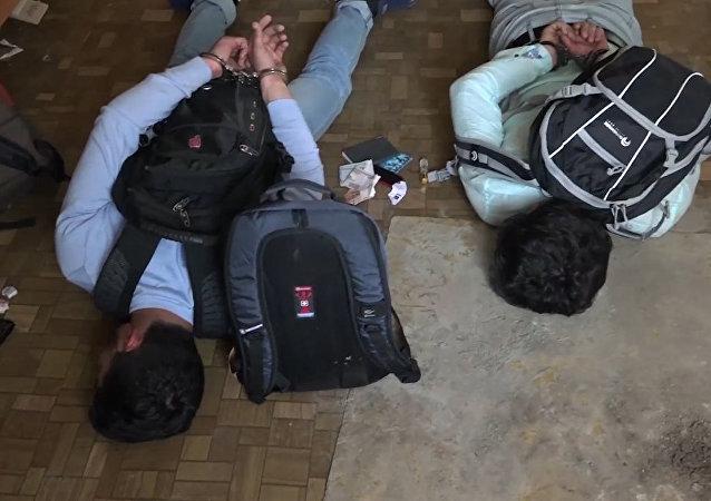 FSB zatrzymało członków grupy, która planowała zamachy w Moskwie