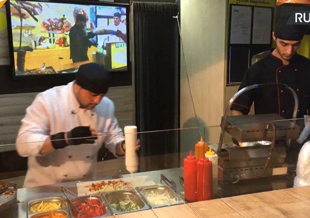kebab master