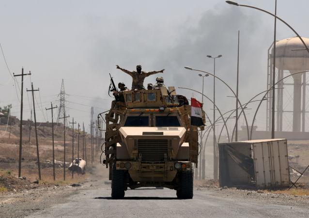 Irackie wojska jadą w kierunku Tall Afar