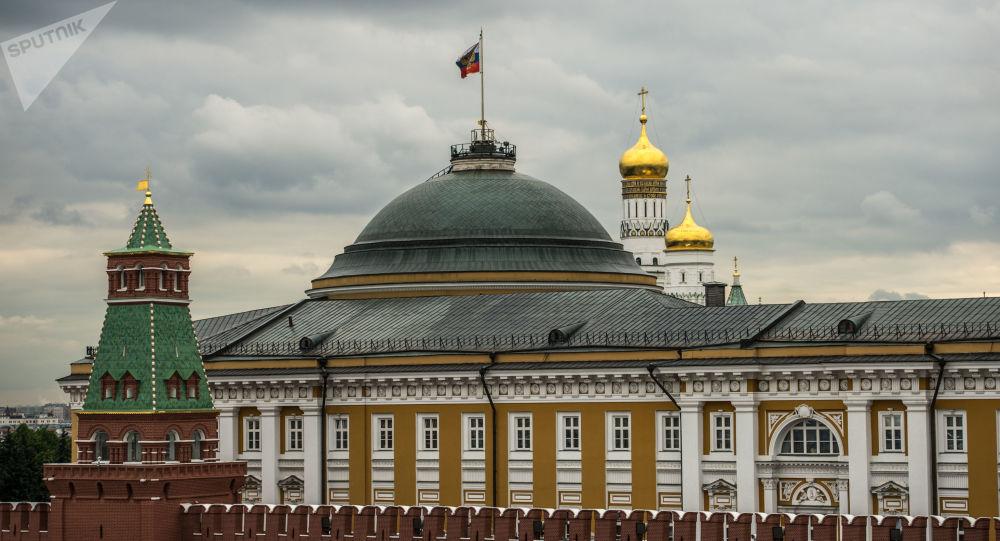 Widok na Moskwę