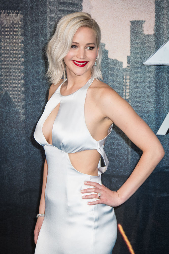 Aktorka Jennifer Lawrence