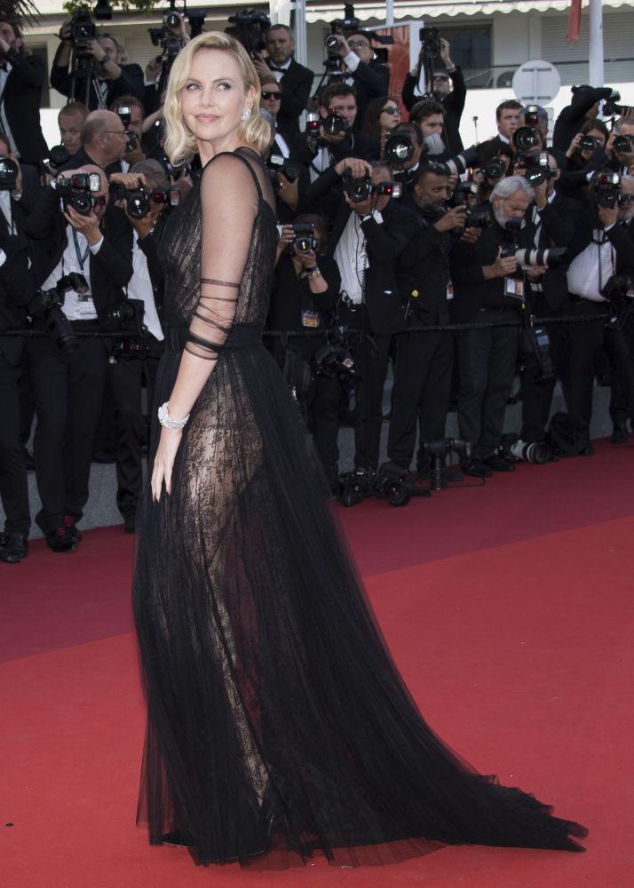 Aktorka Charlize Theron