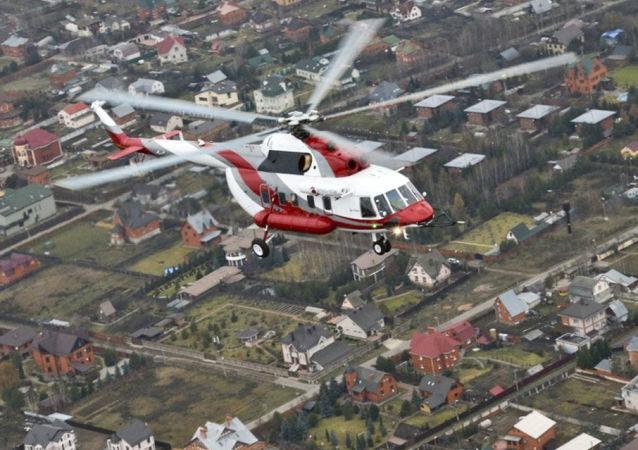 Śmigłowiec Mi-171A2