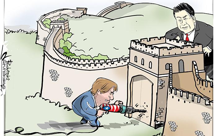 Wojna gospodarcza?