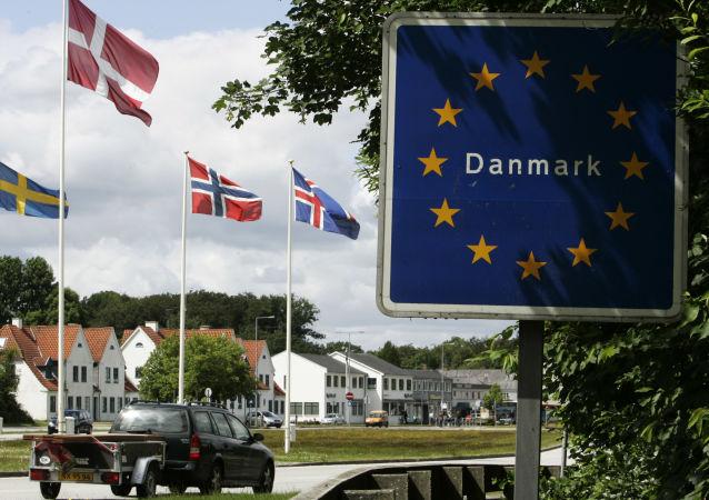 Niemiecko-duńska granica