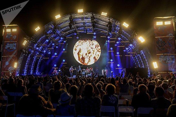 Koktebel Jazz Party w 2016 roku