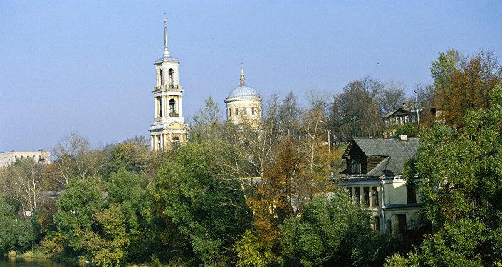 Cerkiew św. Eliasza w Torżoku.