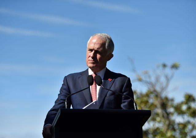 Premier Australii Malcolm Turnbull