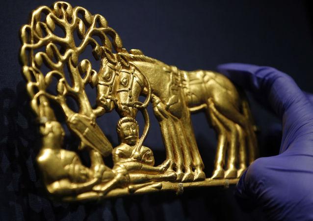 """14 września w Londynie otwarta zostanie wystawa """"Scytowie: wojownicy dawnej Syberii"""", którą Muzeum Brytyjskie organizuje wspólnie z Ermitażem."""