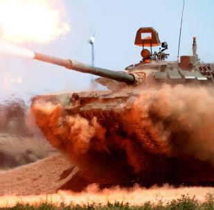 Czołg T-72B3