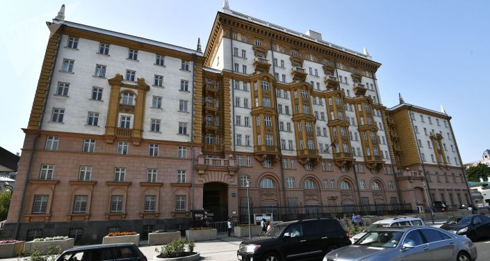 Ambasada USA w Moskwie