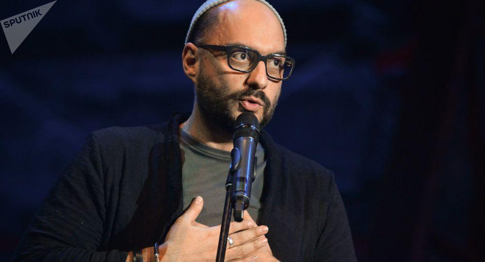 Reżyser Kiriłł Sieriebriennikow