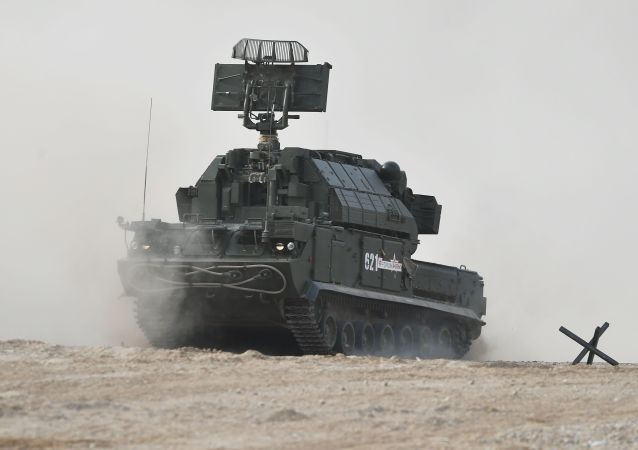 """System rakiet przeciwlotniczych """"Tor"""" na międzynarodowym forum wojskowo-technicznym """"Armia 2017"""""""