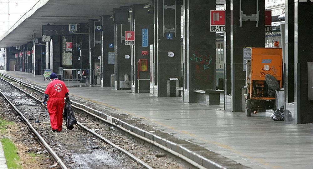 Dworzec Termini, Rzym